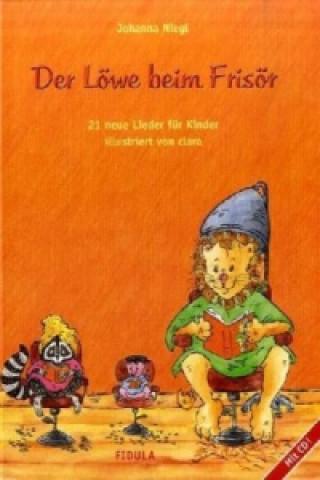 Der Löwe beim Frisör, Liederbilderbuch
