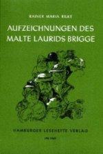 Die Aufzeichnungen des Malte Laurids Brigge. Die Weise von Liebe und Tod des Cornets Christoph Rilke
