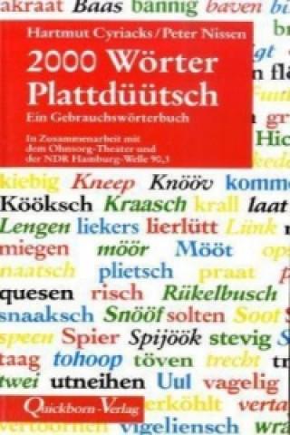 2000 Wörter Plattdüütsch