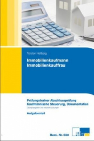Immobilienkaufmann/Immobilienkauffrau, 2 Bde.