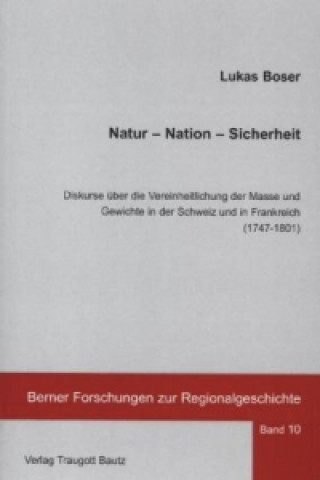 Natur - Nation - Sicherheit.