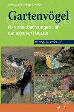 Gartenvögel, m. Audio-CD