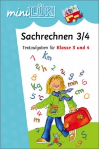 Sachrechnen - Mathematik 3./4. Klasse