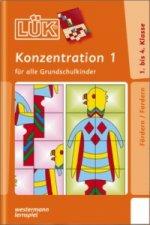 Konzentration. Tl.1