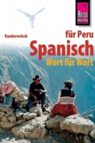 Spanisch für Peru Wort für Wort