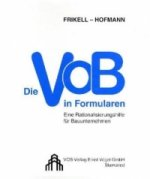 Die VOB in Formularen, m. CD-ROM