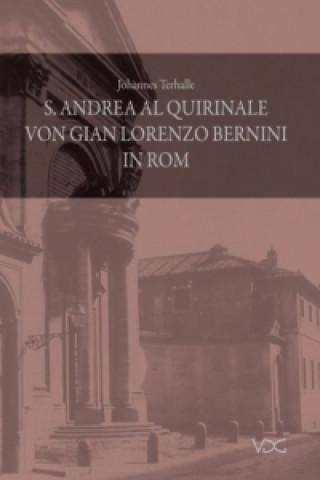 S. Andrea al Quirinale von Gian Lorenzo Bernini in Rom