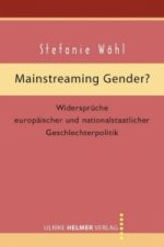 Mainstreaming Gender?