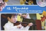 12 Monate Klassik im Kindergarten, m. Audio-CD