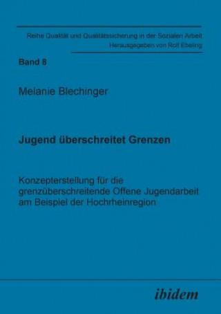 Jugend  berschreitet Grenzen. Konzepterstellung f r die grenz berschreitende Offene Jugendarbeit am Beispiel der Hochrheinregion.