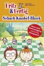 Fritz & Fertig - Schach-Knobel-Block. Bd.2