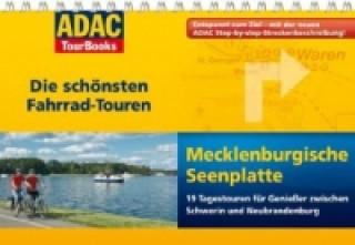 ADAC TourBooks Die schönsten Fahrrad-Touren, Mecklenburgische Seenplatte