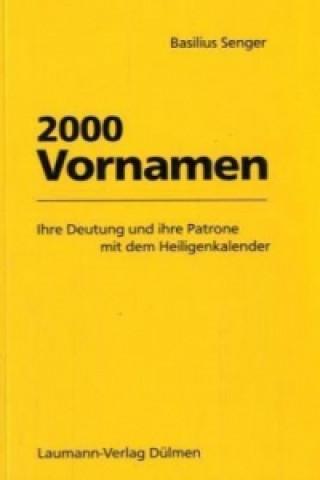 2000 Vornamen