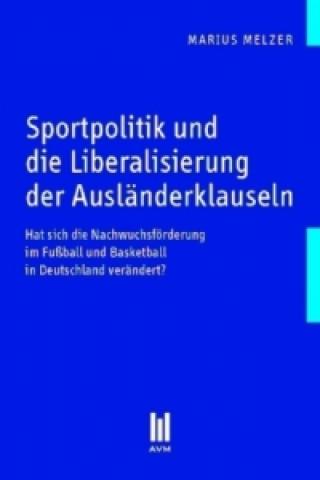 Sportpolitik und die Liberalisierung der Ausländerklauseln