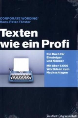 Texten wie ein Profi