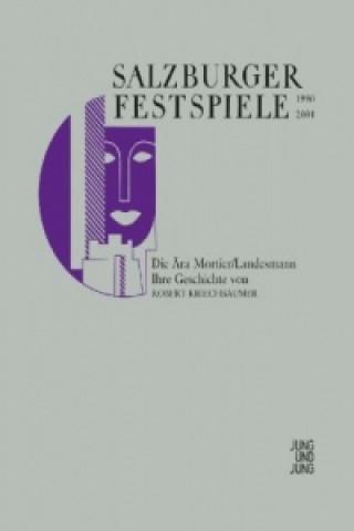 Salzburger Festspiele 1990-2001