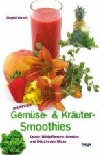 Die besten Obst, Gemüse & Kräuter-Smoothies
