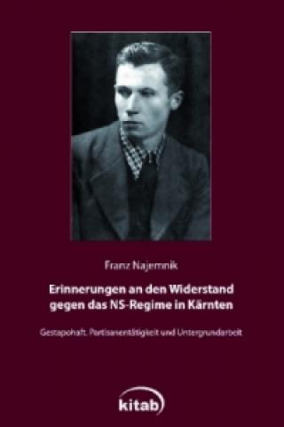 Erinnerungen an den Widerstand gegen das NS-Regime in Kärnten