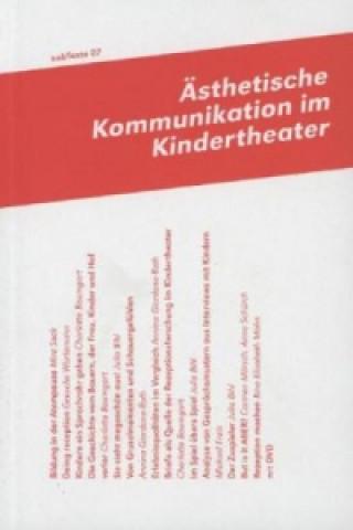Ästhetische Kommunikation im Kindertheater