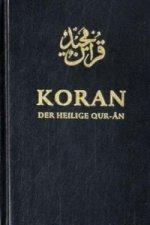 Koran - Der Heilige Qur-an, Arabisch-Deutsch