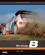 Group B - The rise and fall of rallyings wildest cars