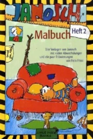 Janosch Malbuch. H.2