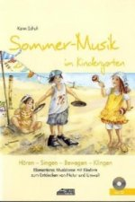Sommer-Musik im Kindergarten, m. Audio-CD