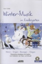Winter-Musik im Kindergarten, m. Audio-CD