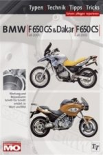 BMW F 650 GS & Dakar ab 2000, F650 CS ab 2002