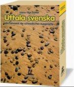 Uttala svenska, Lehrbuch m. 8 Audio-CDs