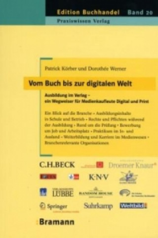 Vom Buch bis zur digitalen Welt