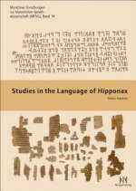 Studies in the Language of Hipponax