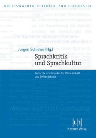 Sprachkritik und Sprachkultur