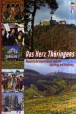 Das Herz Thüringens. The Heart of Thuringia. Au coeur de la Thuringe