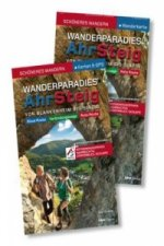 Wanderparadies AhrSteig - Start-Set Buch & Karte 1: 25000