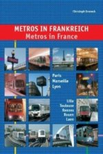 Metros in Frankreich. Metros in France