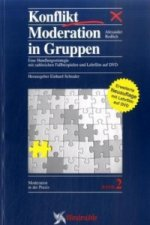 Konflikt-Moderation in Gruppen, m. DVD