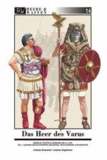 Legionen und Hilfstruppen, Bekleidung, Trachtzubehör, Schautzwaffen