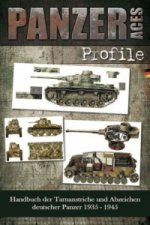 Panzer Aces - Farbprofile. Bd.1