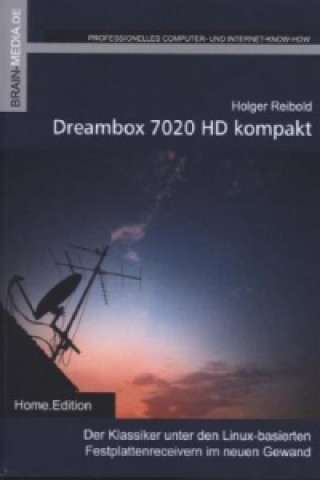 Dreambox 7020 HD kompakt