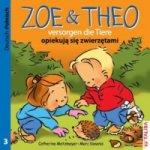 Zoe & Theo versorgen die Tiere, Deutsch-Polnisch. Zoe & Theo opiekuja sie zwiezetami