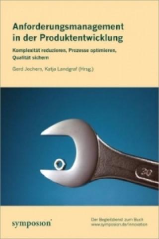 Anforderungsmanagement in der Produktentwicklung