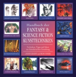 Handbuch der Fantasy & Science Fiction Kunsttechniken