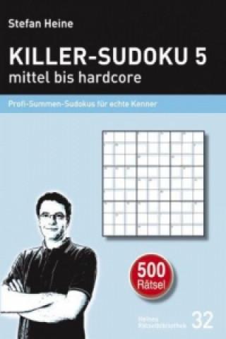 Killer-Sudoku. Bd.5