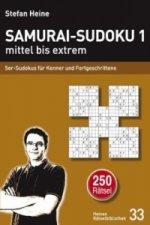 Samurai-Sudoku. Tl.1