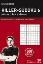 Killer-Sudoku. Bd.6