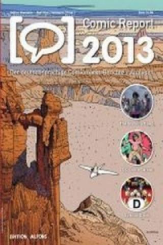 Comic Report 2013