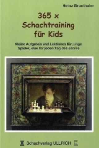 365 x Schachtraining für Kids