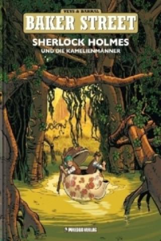Baker Street - Sherlock Holmes und die Kamelienmänner
