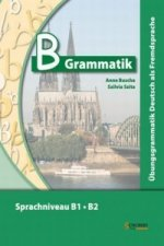 B-Grammatik, m. Audio-CD